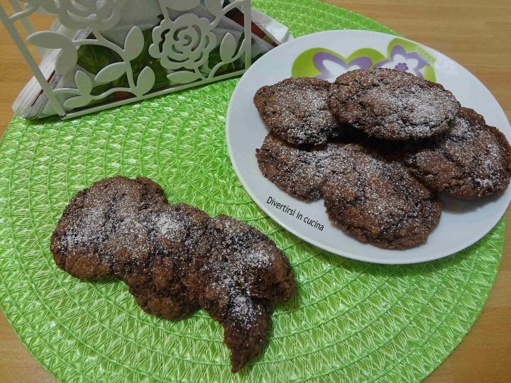 Biscotti ricotta e cioccolato ricetta Bimby Divertirsi in cucina