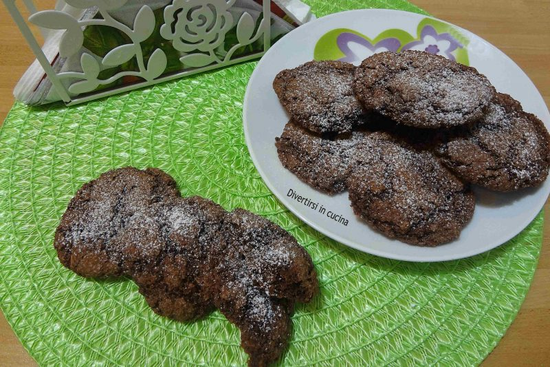 Biscotti ricotta e cioccolato ricetta Bimby