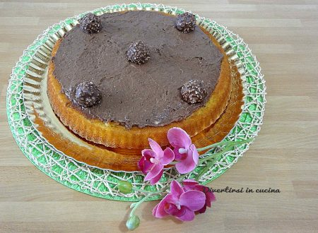 Ricetta torta Rocher