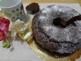 Ricetta ciambella all'acqua cacao e cocco senza uova Divertirsi in cucina