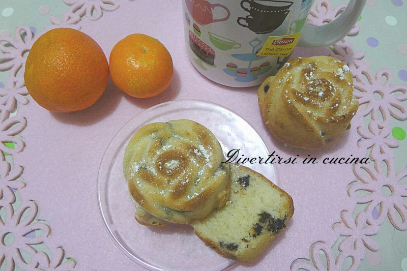 Ricetta muffin senza uova