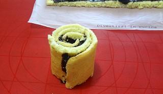 Ricetta torta alla girella alla Nutella Divertirsi in cucina