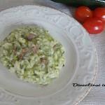 Ricetta risotto zucchine e speck Bimby Divertirsi in cucina