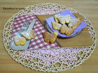 Ricetta biscotti solo tuorli Divertirsi in cucina