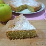 Torta di mele ricetta Bimby Divertirsi in cucina