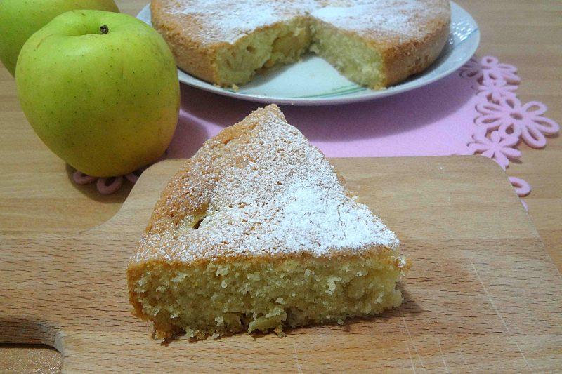 Torta di mele ricetta Bimby