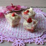 Ricetta Divertirsi in cucina Dolce veloce mascarpone e fragole