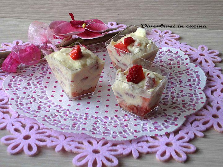 Ricetta veloce con mascarpone e fragole