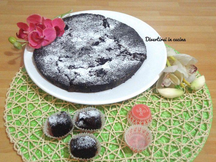 Torta matta crazy cake divertirsi in cucina ricetta