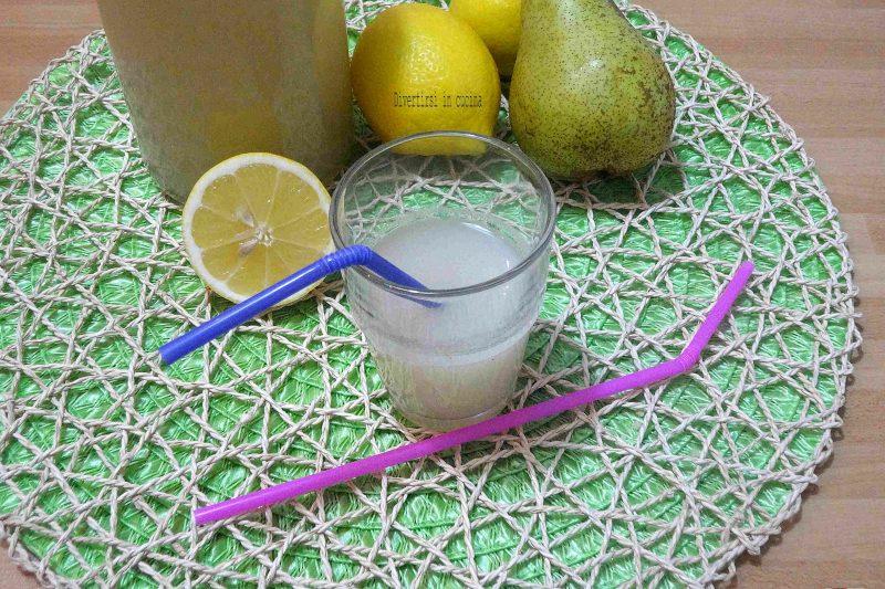 Succo di frutta Bimby ricetta veloce