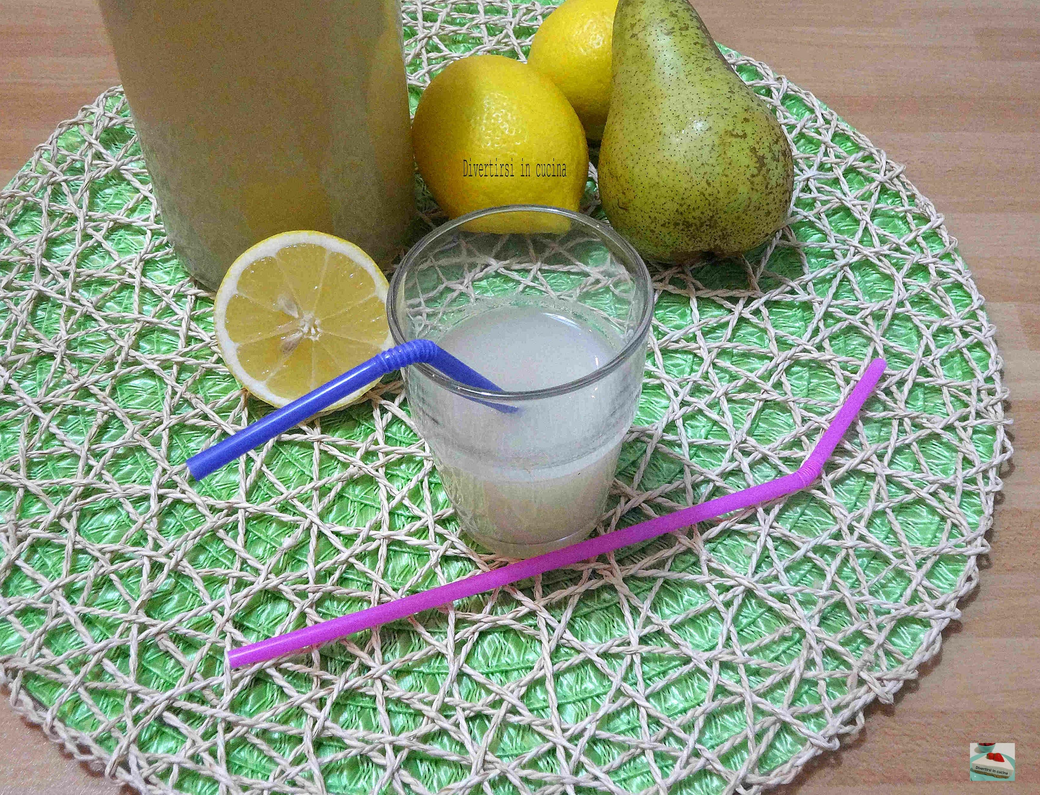 Succo di frutta bimby ricetta veloce for Succhi di frutta fatti in casa