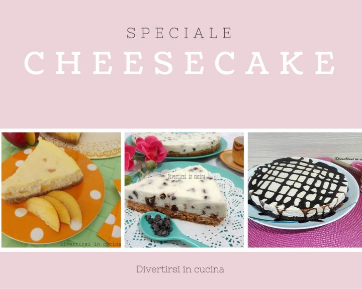 Speciale Cheesecake