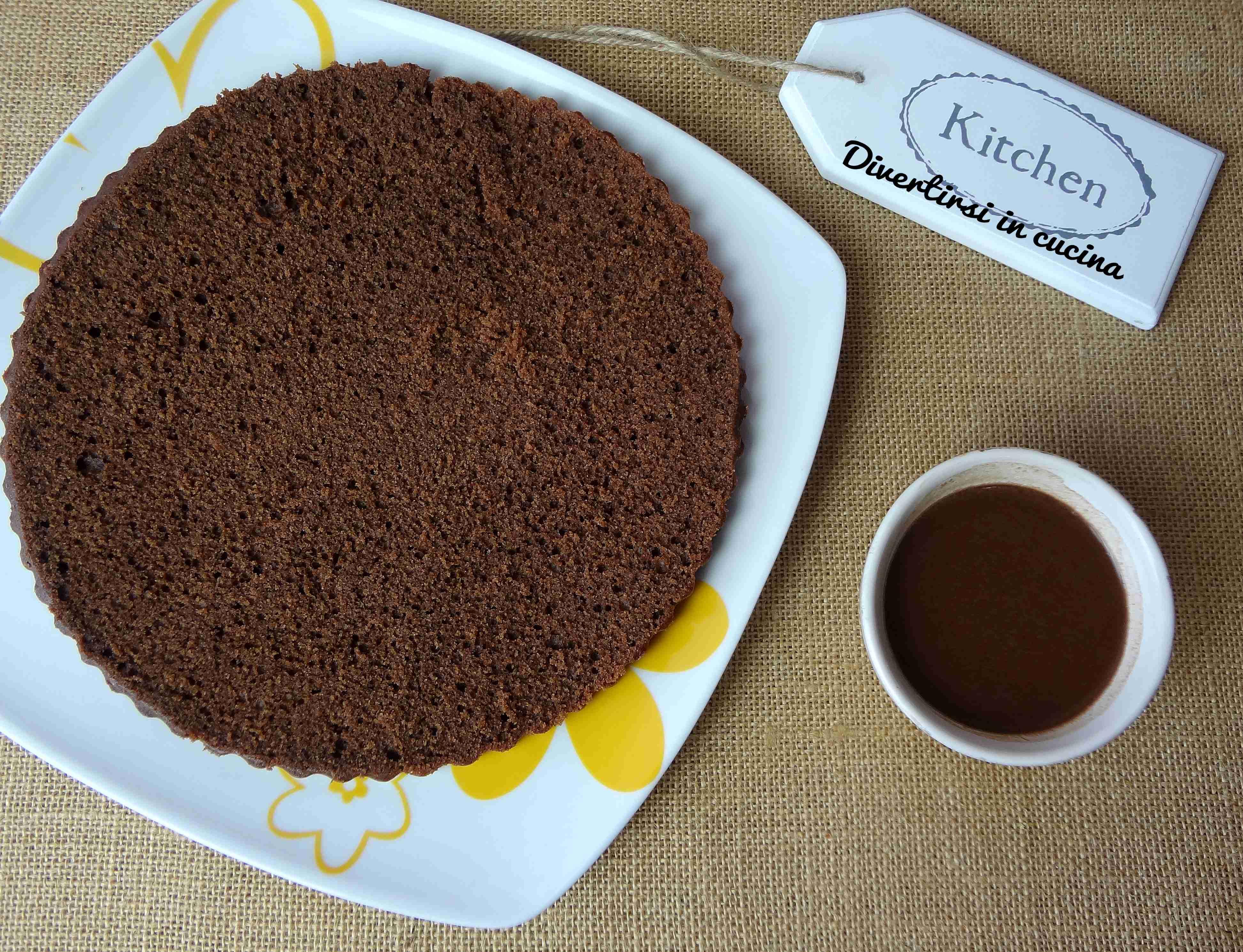 Basa analcolica per torte al cacao, semplice e veloce | Divertirsi ...