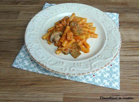 Pasta alla Francescana