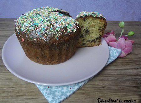 Torta Muffin gigante