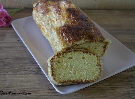 Plumcake in crosta