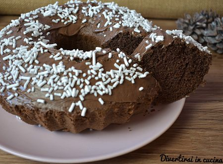 Torta sofficissima caffè e Nutella