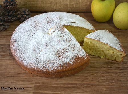 Pan di Limone alle mele