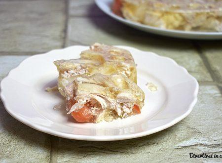 Pollo in gelatina