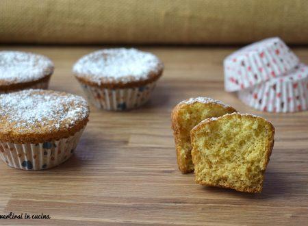 Mini cake limone e miele