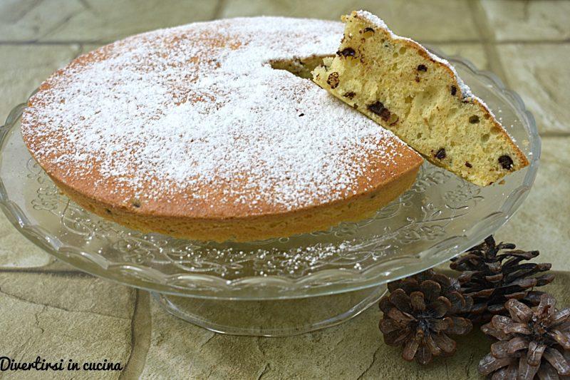 Torta Madeleine