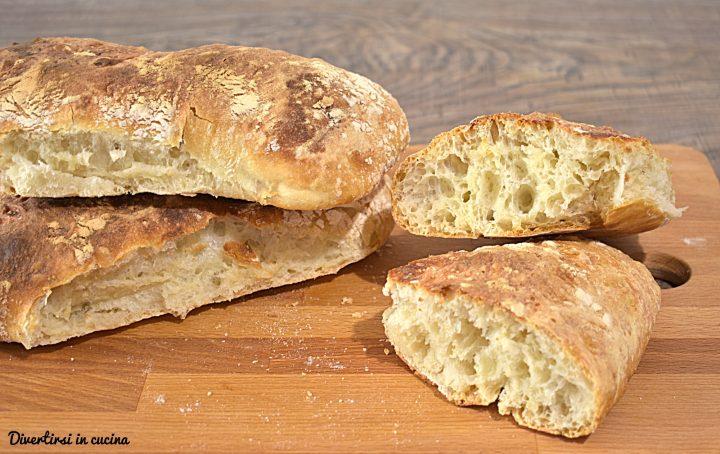 Ricetta Pane Giallo Zafferano.Pane Fatto In Casa Ricetta Facile Divertirsi In Cucina