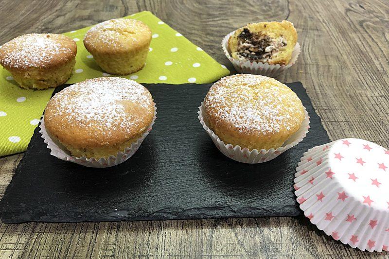 Muffin cuor di ricotta
