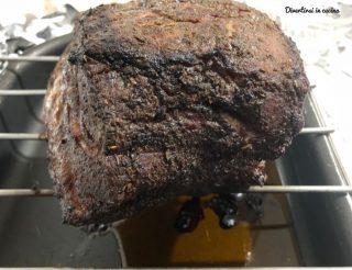 griglia pulled pork