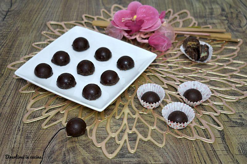 Cioccolatini ricetta semplice