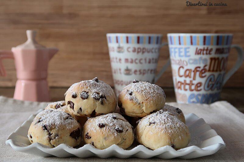 Biscotti alla ricotta con tre ingredienti