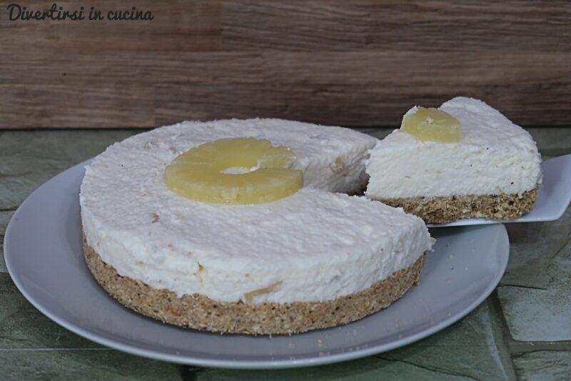 Cheesecake Pina Colada