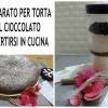 Preparato per torta al cioccolato