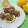 Polpette al limone