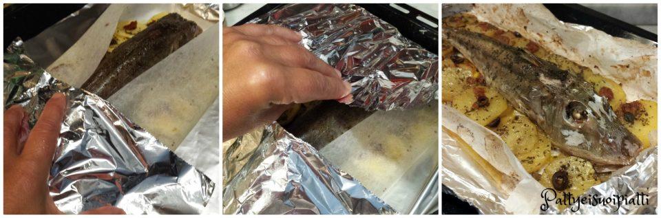 gallinella al cartoccio al forno