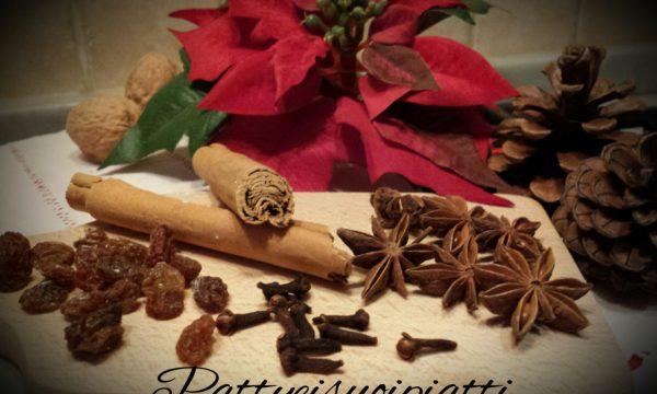 Menù per le feste natalizie