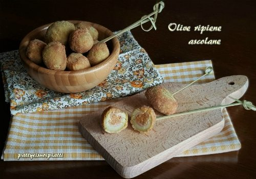 Olive ripiene ascolane