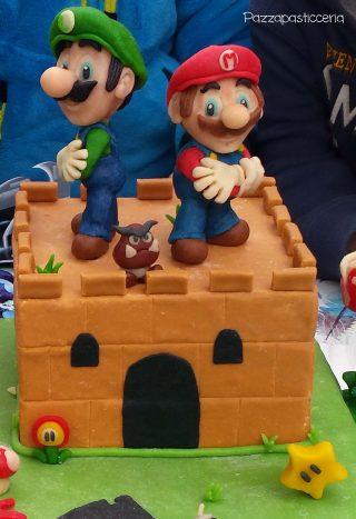 Torta Super Mario 2