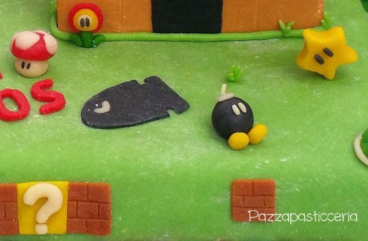 Torta Super Mario 3