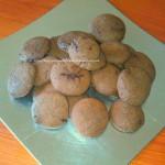 4) i biscotti tipo grisbì pronti