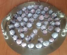 Frutta cristallizzata
