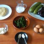 4) gli ingredienti per il trionfo di miniquiches