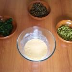 6) preparate la crema