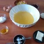 12) gli ingredienti in generale per la terza fase