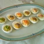 9) le uova festaiole pronte
