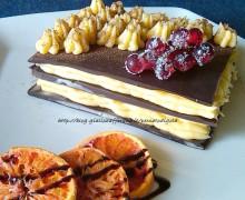 Tiramisù al cioccolato senza savoiardi