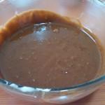 8) aggiungere il cioccolato al composto