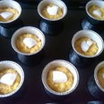 9) aggiungete la mozzarella