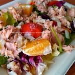 4) l'insalata di tonno pronta