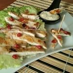 5) chicken party pronto