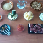 1) gli ingredienti in generale